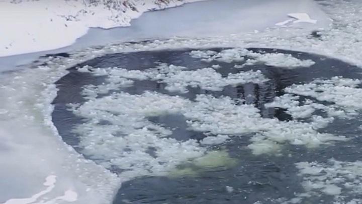 Десятилетний мальчик провалился под лед и утонул на Ставрополье