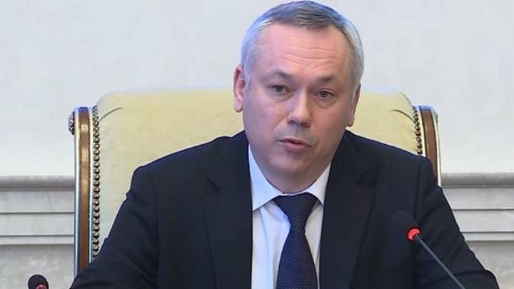 Новосибирский губернатор сравнил Навального и Путина, как моську и слона