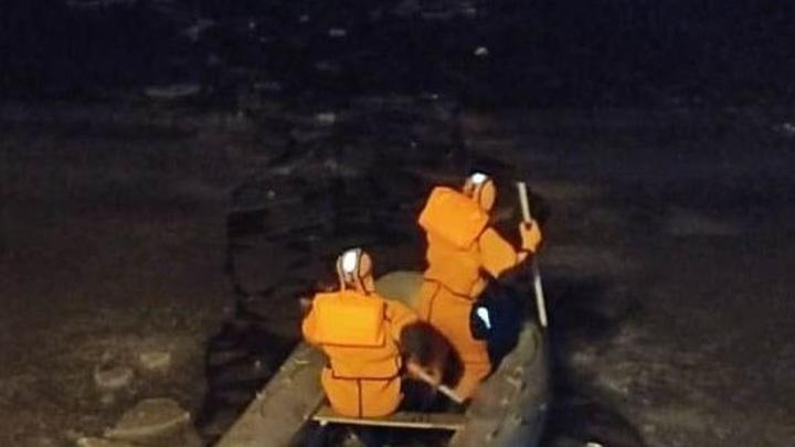 На Ставрополье найдено тело провалившегося под лед ребенка
