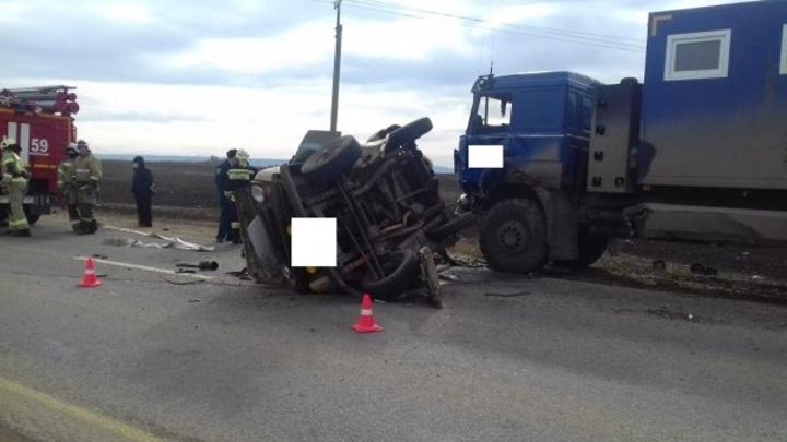 На Ставрополье произошло смертельное ДТП со спецтехникой