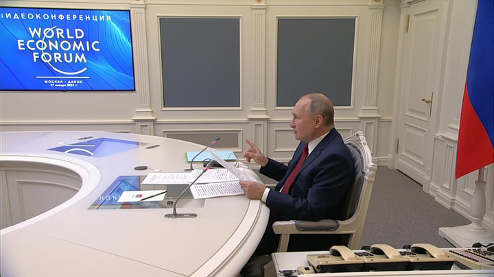 Путин: внутренние проблемы могут подтолкнуть ряд стран к поиску виновных за рубежом