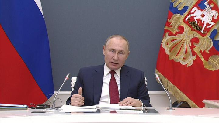 Путин сравнил текущую ситуацию в мире с 30-ми годами XX века