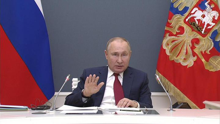 В Кремле высоко оценили речь Путина в Давосе