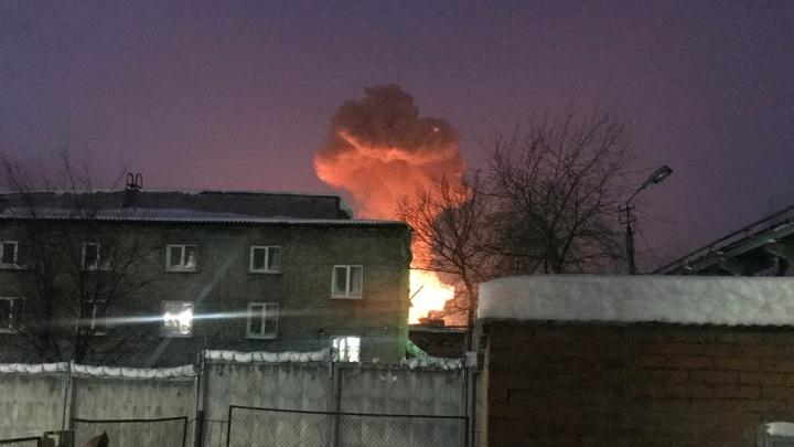 Взрыв прогремел на пороховом заводе в Перми
