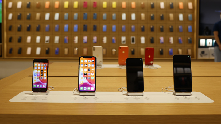 Исторический рекорд: Apple стала лидером по продажам смартфонов
