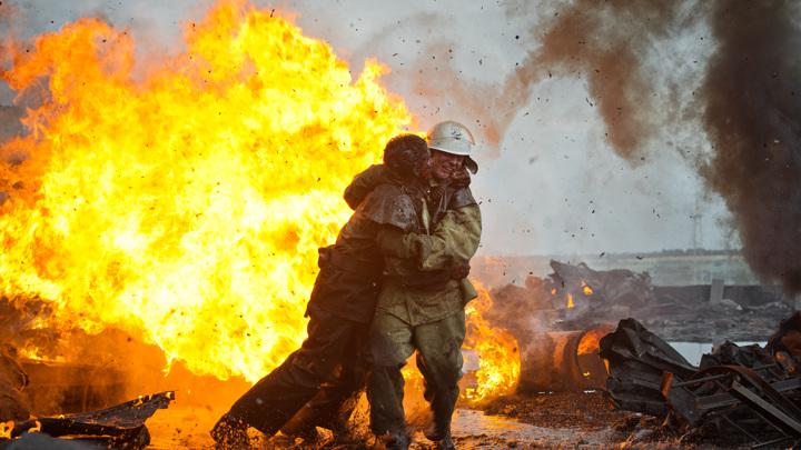 """Кадр из фильма """"Чернобыль"""""""