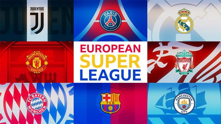 Футбольная Суперлига Европы: объявлены клубы-участники