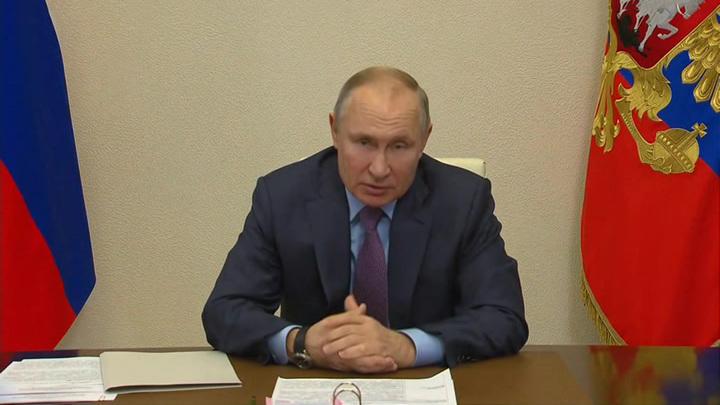 Расслабляться преждевременно: Путин поставил задачи правительству