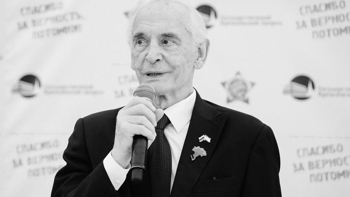 В память о Лановом Музей Победы разместит на своем сайте его моноспектакль