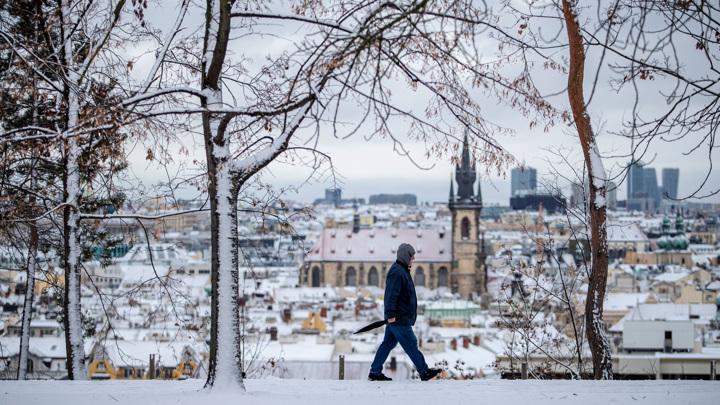 Комплекс Пражский град открылся для туристов после полугодового перерыва