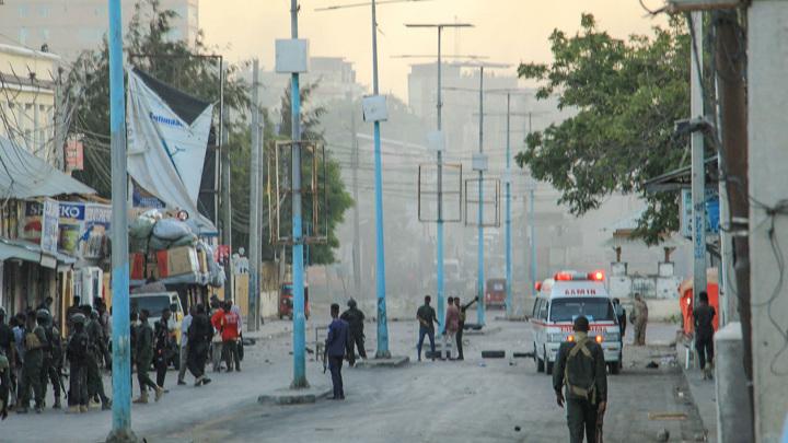 Жертвами взрыва в Могадишо стали 3 человека