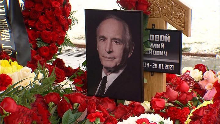 Москва простилась с последним романтиком русского театра
