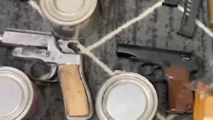 В Ростовской области сотрудники ФСБ задержали подпольных оружейников