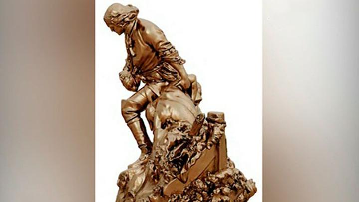 Градсовет одобрил эскизный проект памятника Петру Первому в Лахте