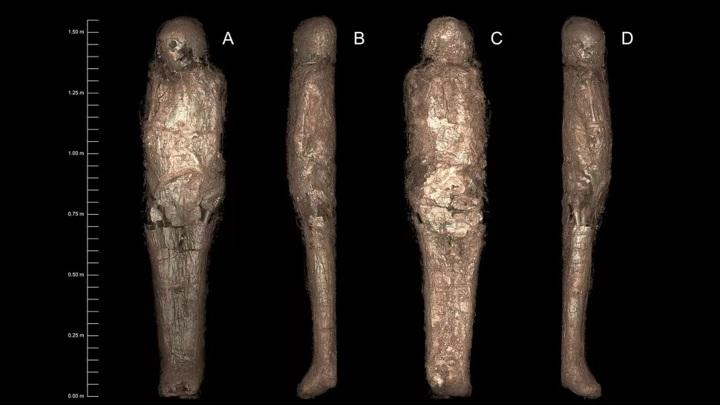 Археологи сделали поразительную находку.