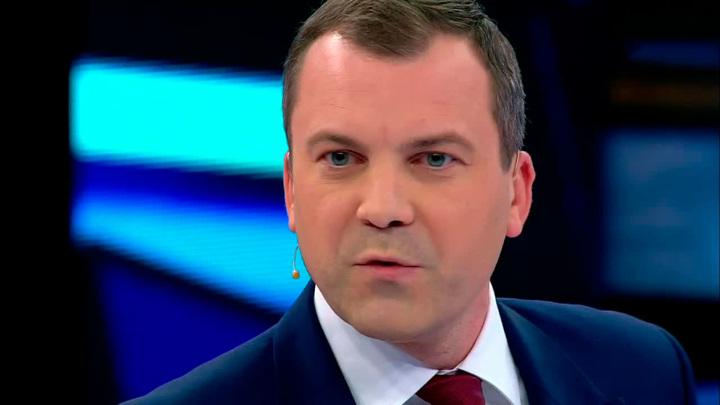 """Ведущий """"60 минут"""" собирается стать депутатом Госдумы"""