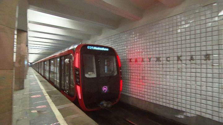 Пассажиропоток в московском метро восстановился почти на 80%