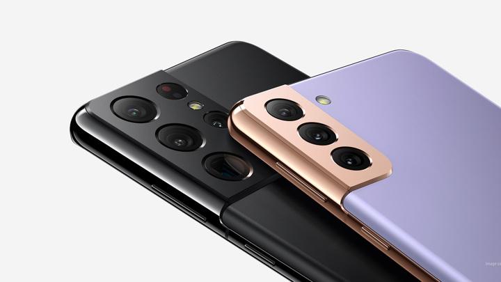 В России вышли флагманские смартфоны Samsung Galaxy S21