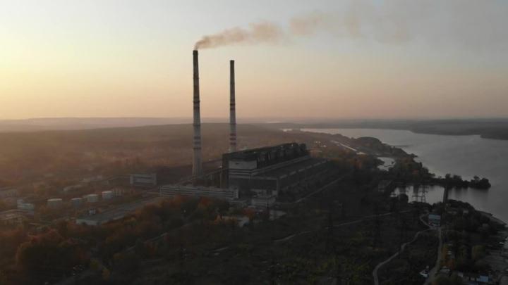 На Украине аварийно отключили еще две электростанции