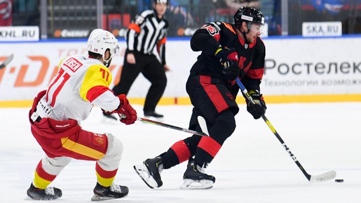 У игрока хоккейного СКА в Финляндии обнаружили коронавирус
