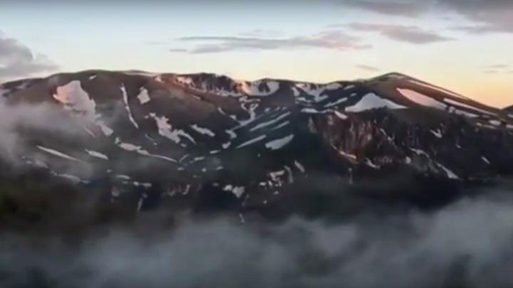 В горах Чечни пропали 14 человек