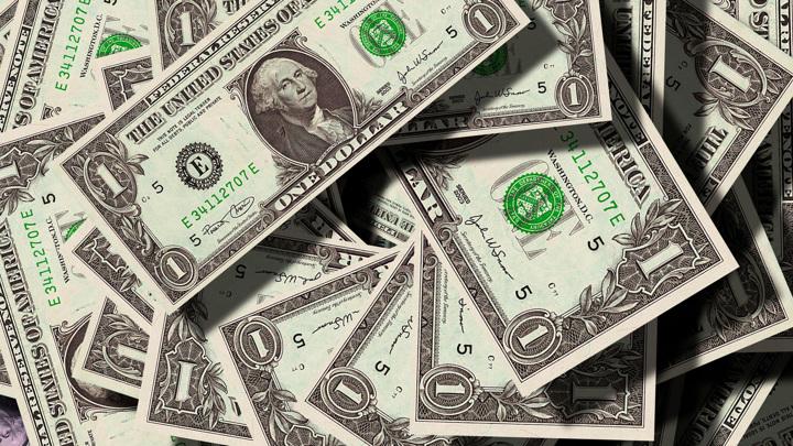 Доллар превысил 78 рублей впервые с 5 ноября