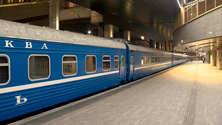 В Белоруссии продали 7,5 тыс. билетов на поезда в Россию