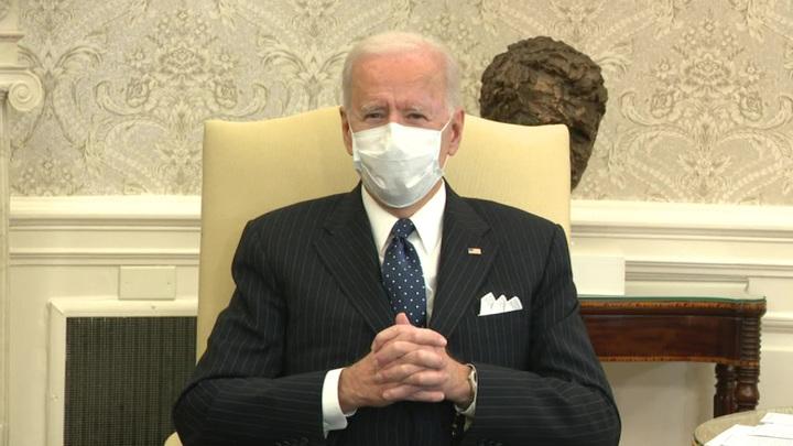 Байден подведет итоги первого года пандемии