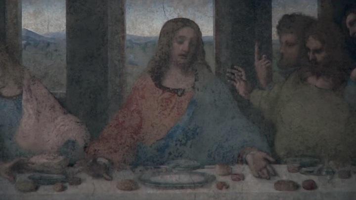 "Фреска Леонардо да Винчи ""Тайная вечеря""снова доступна для зрителей"
