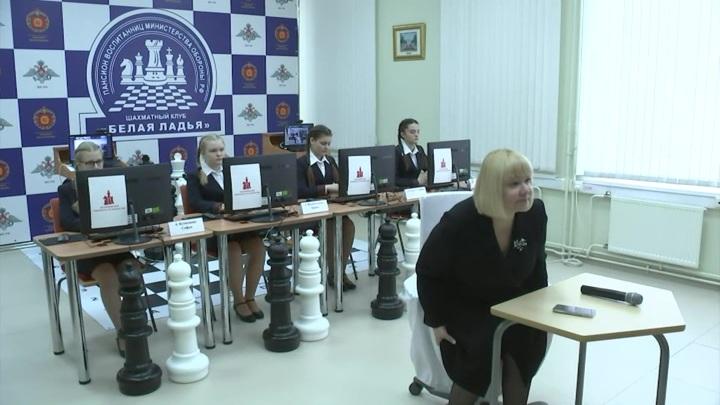 Курсанты военных училищ сразились на шахматном турнире
