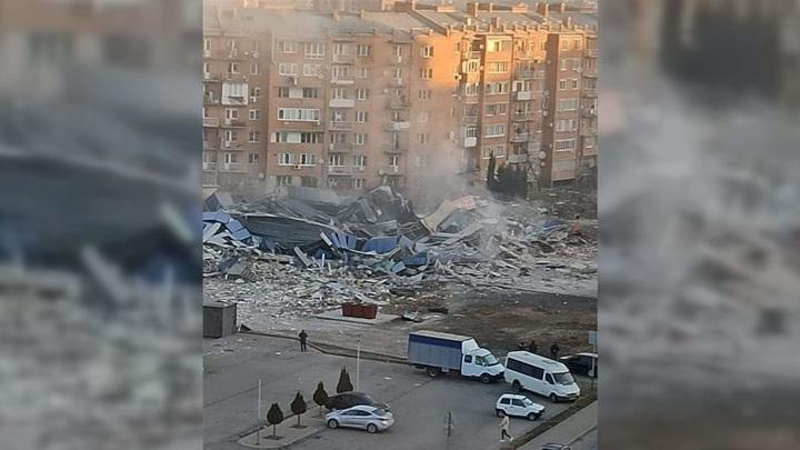 Взрыв супермаркета во Владикавказе не был терактом