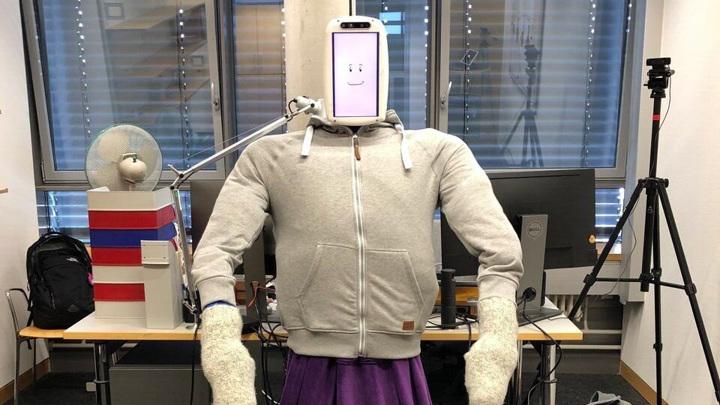 Ученые создали мягкого робота для объятий