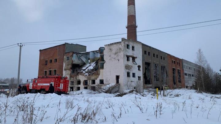 На Урале в разрушенной котельной нашли тело второго погибшего