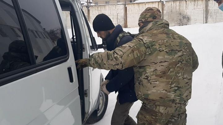 В Новосибирске задержали двоих пособников террористов