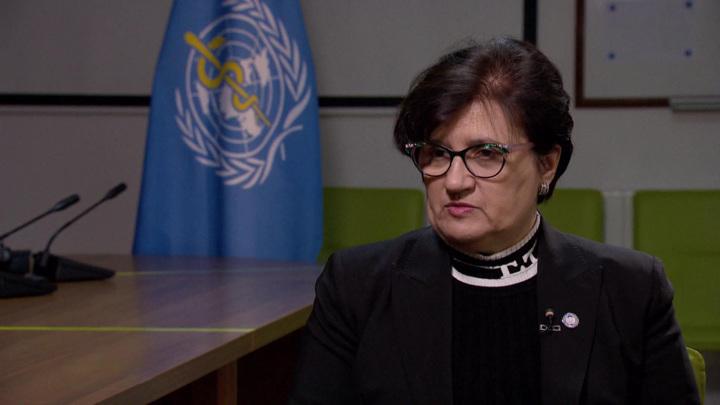 Представитель ВОЗ оценила возможность начала третьей волны пандемии