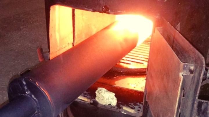 В Бурятской сельхоакадемии испытали экономичное топливо для кремации животных