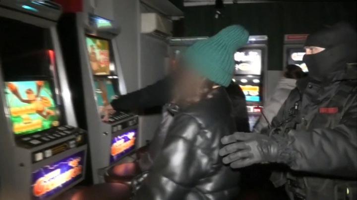 В центре Москвы полиция закрыла подпольное казино