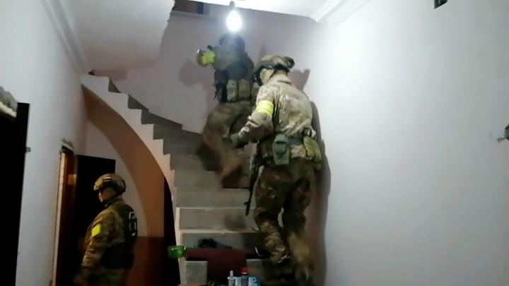 ФСБ задержала 14 радикалов из украинской неонацистской группы