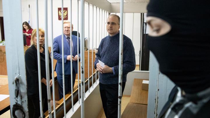 Администрация США попыталась надавить на Россию из-за заключенных иностранцев