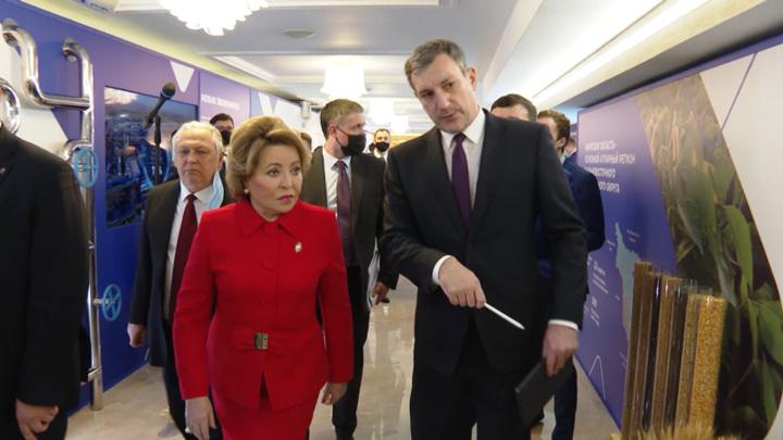 Долгосрочную стратегию развития Приамурья поддержали в Совете Федерации