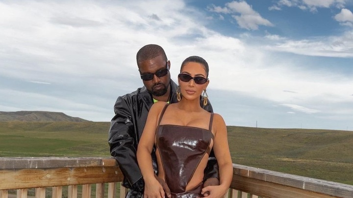 Канье Уэст и Ким Кардашьян подали документы на развод