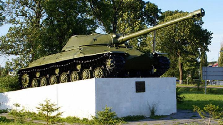 Танк, в 1945-м участвовавший в Параде Победы в Берлине, восстановят