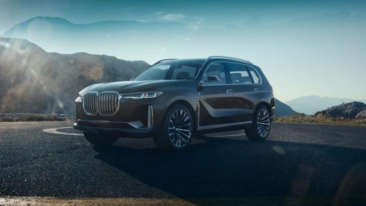 Большие внедорожные новинки: Ford, Lincoln и восьмой BMW