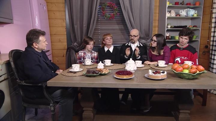 """""""Род чуть не прервался"""": Дружинин рассказал о семье"""