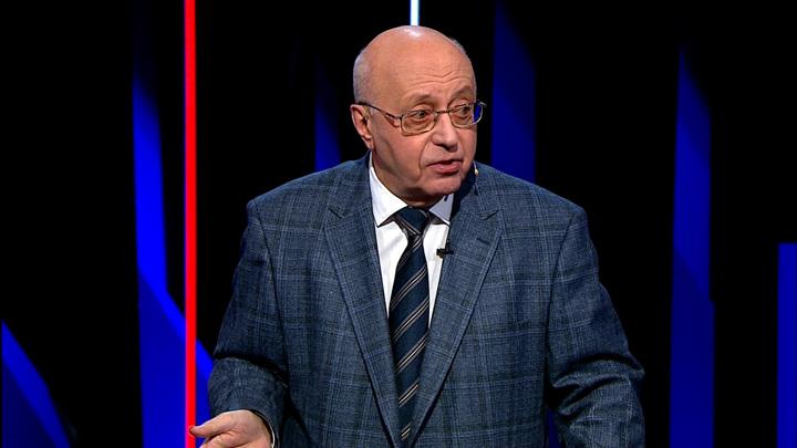 """Политолог Кургинян назвал президента Украины """"ничтожным актеришкой"""""""