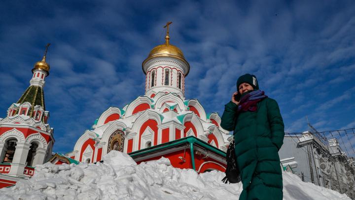 Москвичам рассказали, какая будет погода в мартовские выходные
