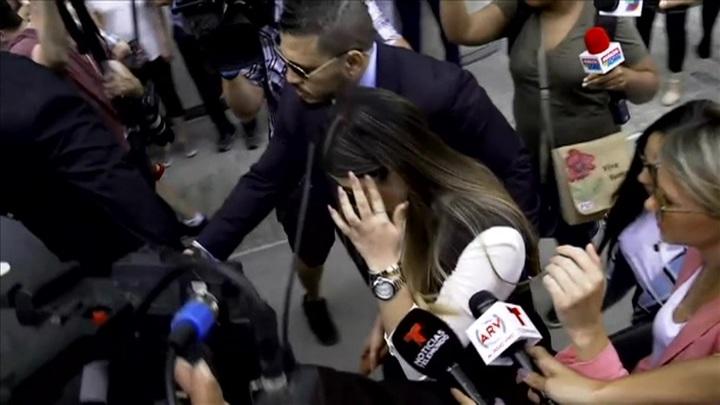 В США задержана жена наркобарона Коротышки
