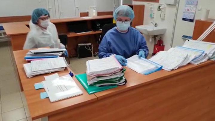 Четыре больницы Санкт-Петербурга вновь вернулись к плановому приему пациентов