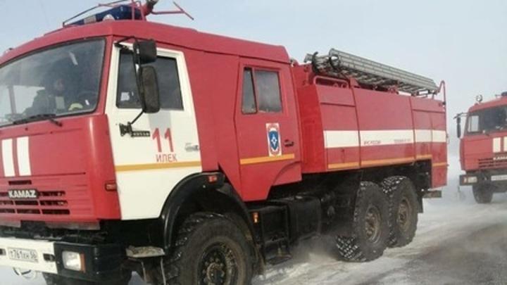 Губернатор: ремонт поврежденного после взрыва газопровода в Оренбуржье займет 2 дня