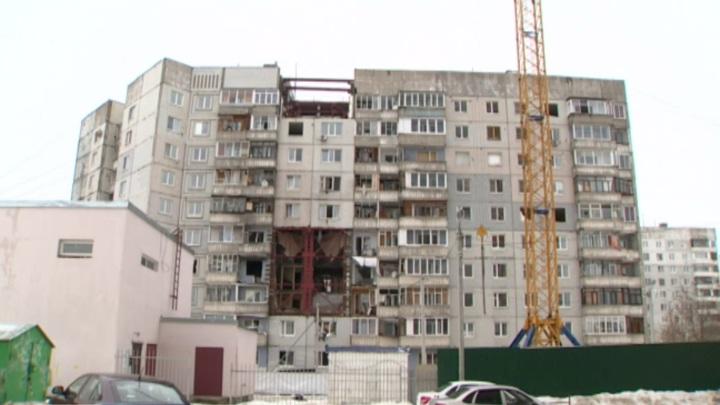 В Ярославле жители пострадавшего от взрыва газа дома съезжают из гостиницы